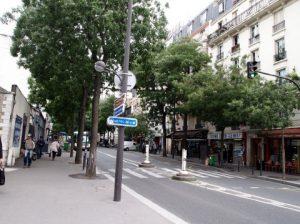Bibliotheque Francois駅周辺