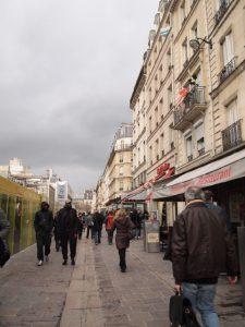 レ・アール(Les Halles)駅周辺