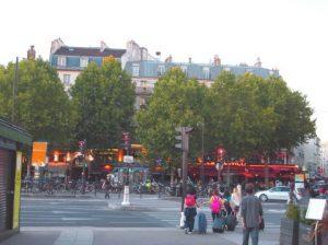 Bastille駅