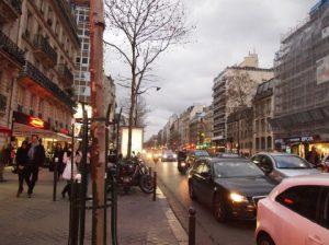 Montparnasse駅
