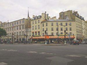 Pere Lachaise駅