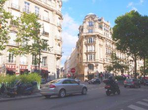 Rue du Bac駅周辺