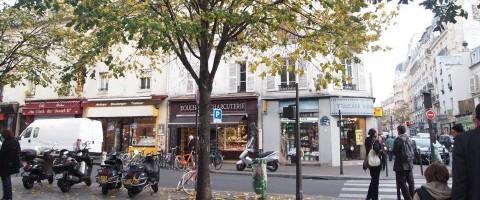 Rue St Maur駅