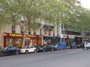 Saint Ambroise駅